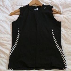 Helly Hansen Black and White camisole size medium